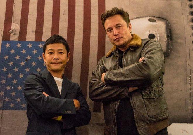 Тайна раскрыта: первым лунным туристом SpaceX станет японский миллиардер Юсаку Маесава