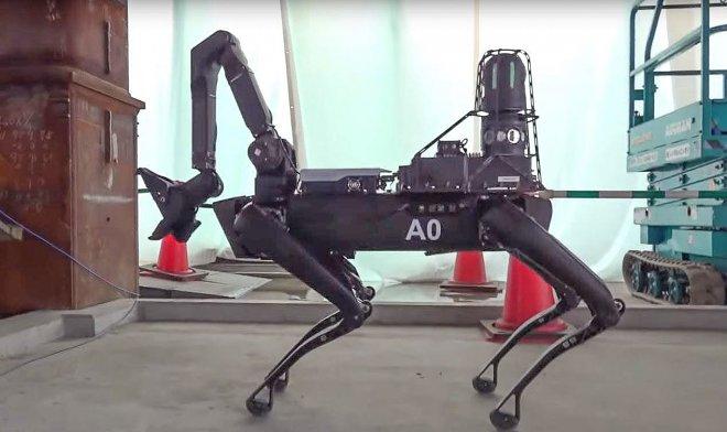 Робот, который танцует лучше тебя (Спойлер: иэто Boston Dynamics SpotMini)
