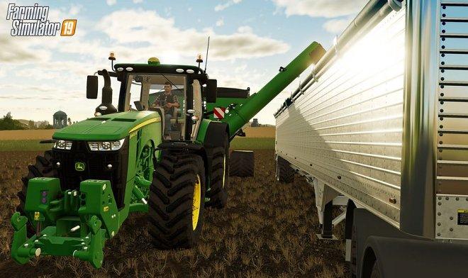 Новая дисциплина вкиберспорте— Farming Simulator