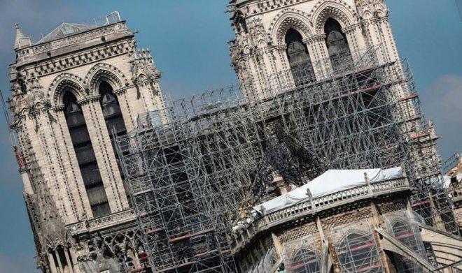 Сложная акустическая модель поможет сохранить уникальное звучание собора Нотр-Дам