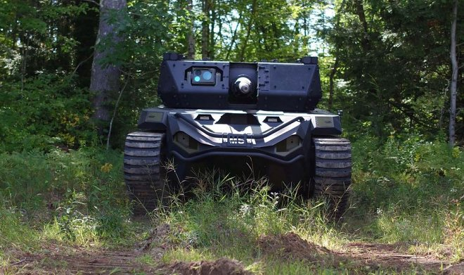 Ripsaw M5 может стать первым робо-танком Армии США