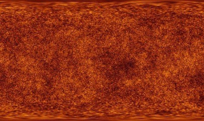 Каким был первый цвет во Вселенной