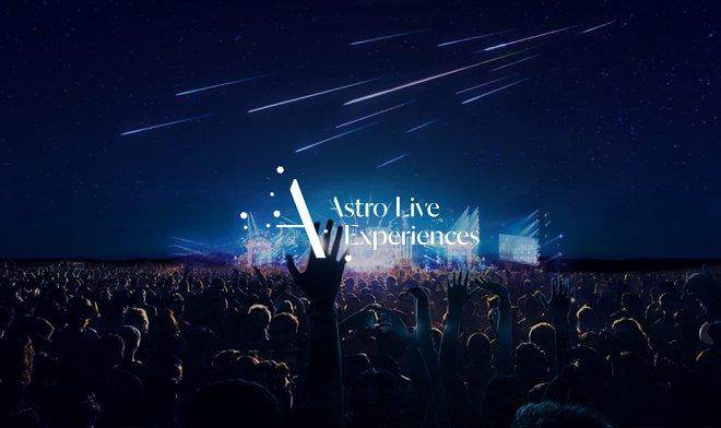 Компания Astro Live Experiences устроит для вас шоу падающих звезд