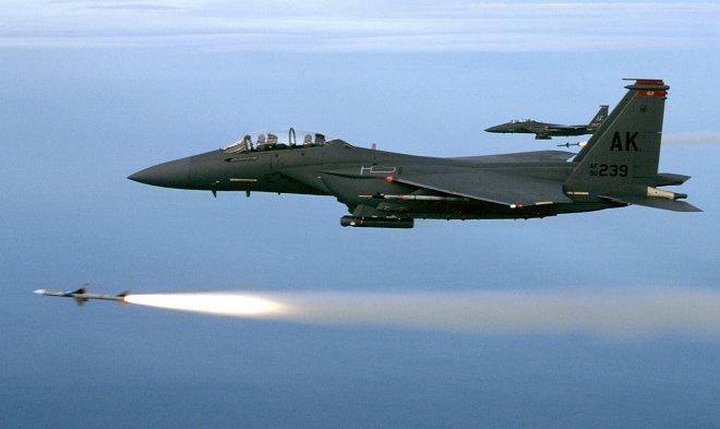 Пентагон готовит к разработке авиационную ракету, у которой будет собственная пушка