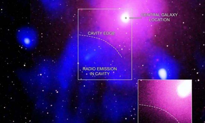 Астрономы засекли самый мощный взрыв в истории нашей Вселенной