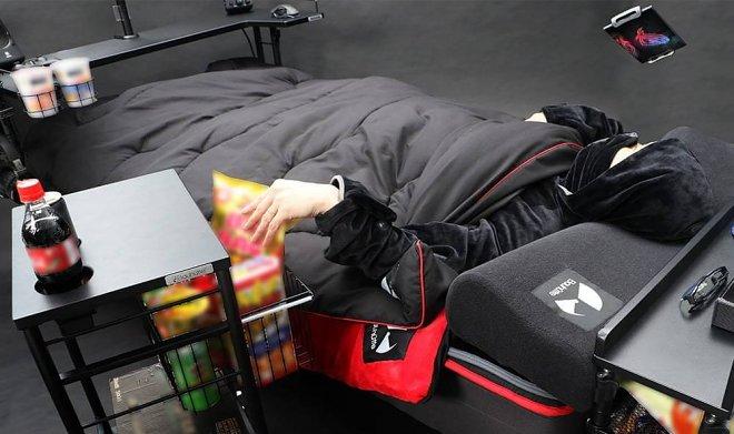 Кровать для геймеров