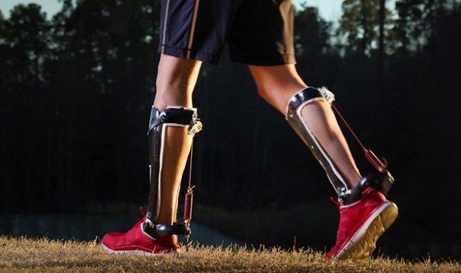 Экзоскелет для ног