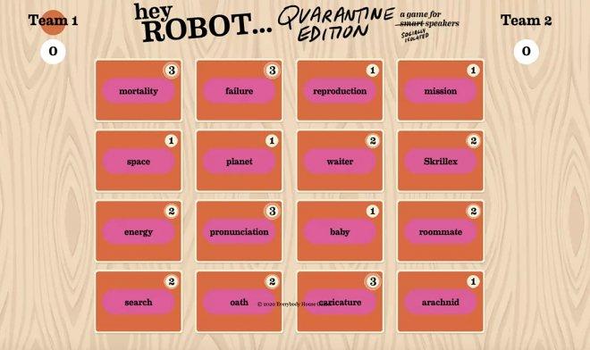Игра Hey Robot
