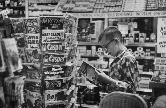 Магазин комиксов