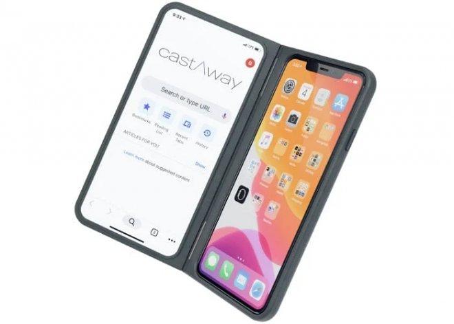 Экран castAway