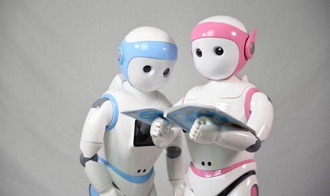 Роботы-помощники