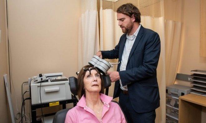 Магнитная стимуляция мозга