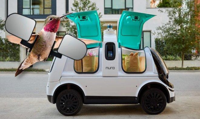 Беспилотный автомобиль Nuro