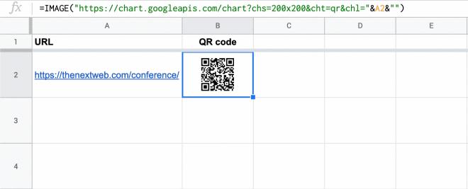 Создание QR-кода