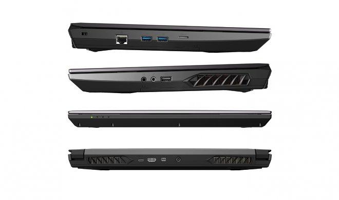 Ноутбук XMG APEX 15