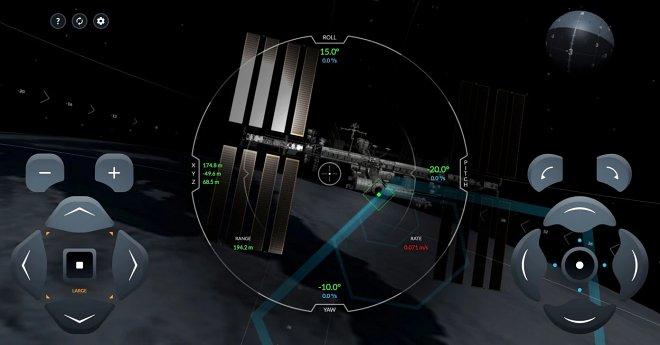 Симулятор SpaceX