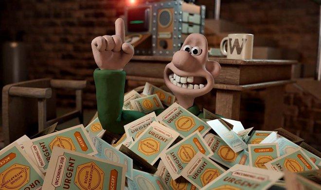 Персонажи Wallace & Gromit
