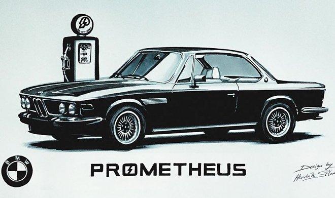 Проект Prometheus