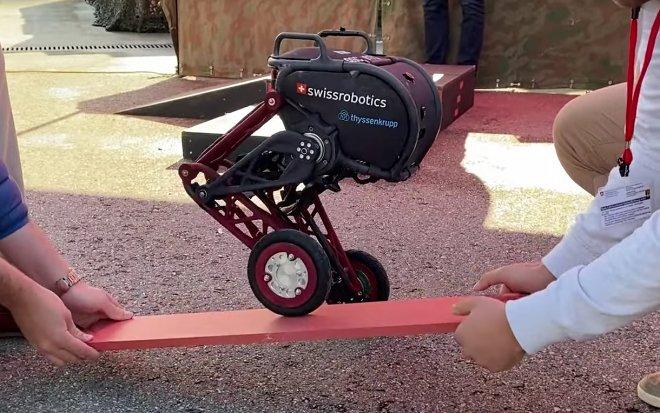 Робот Ascento 2