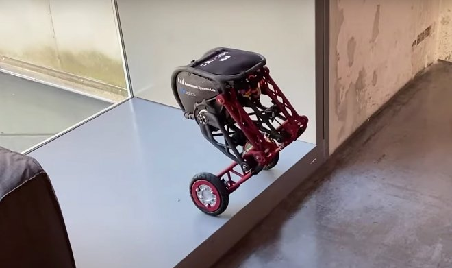 Робот Ascento