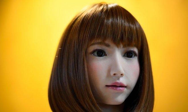 Робот Эрика