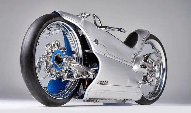 Мотоцикл Majestic
