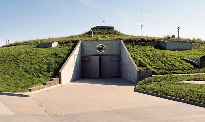 Бункер люкс