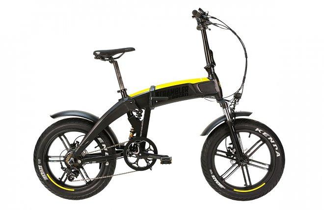 Электробайк Ducati