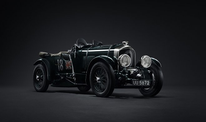 Bentley 1929 Blower