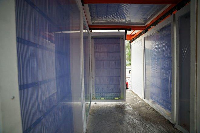 Система Cold Tube отлично охлаждает помещения, используя лишь половину энергии обычных кондиционеров