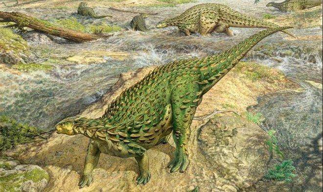Скелидозавр