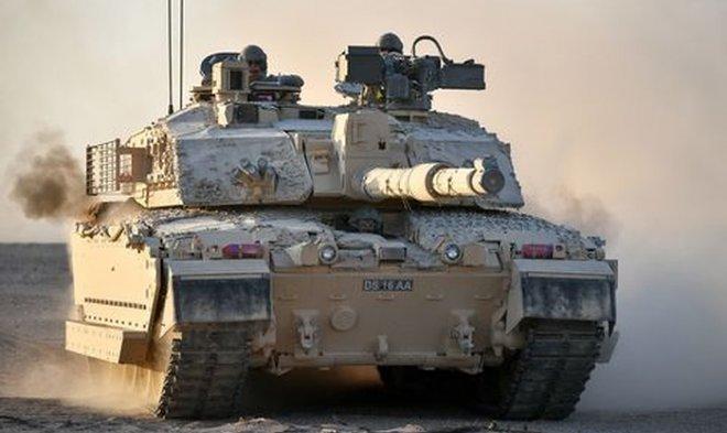 Танк Challenger II