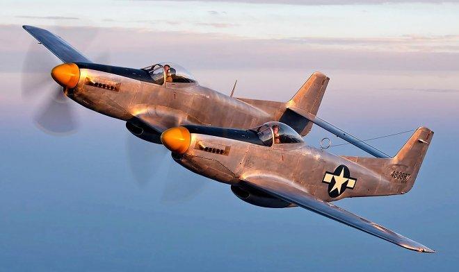 P-82 Mustang