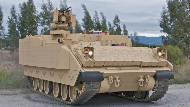 Боевая машина AMPV