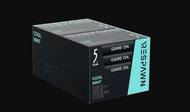 Компания Razer выпустила специальную жвачку для геймеров
