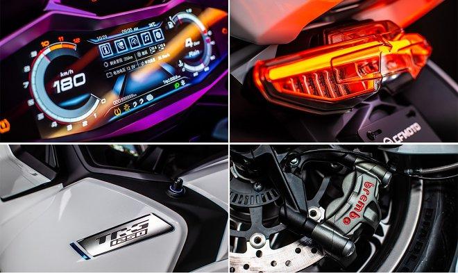 Мотоцикл CFMoto
