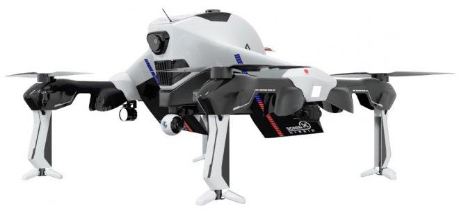 Дрон Sonin Hybrid