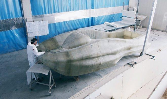 Лодка MAMBO