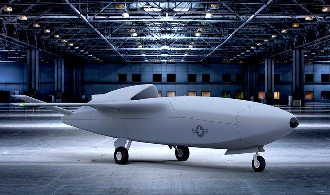 ВВС США подписали контракт на разработку боевых дронов-помощников