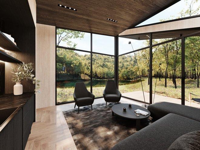 Aston Martin готов построить для вас роскошный особняк за $7,7 миллиона