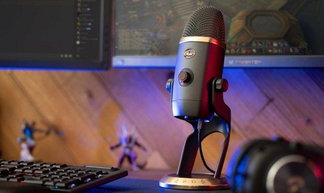 Микрофон Blue