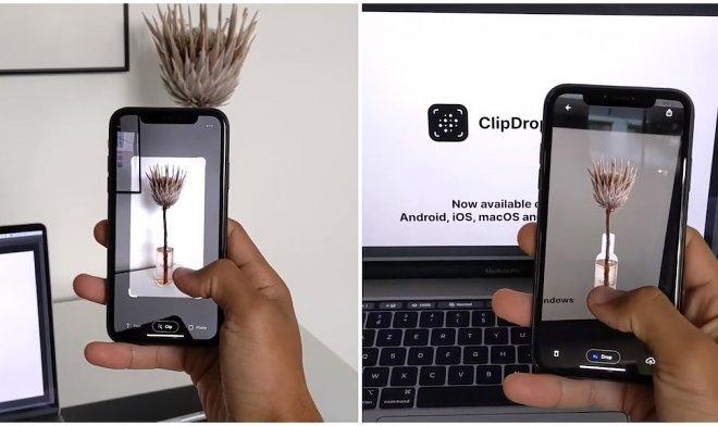 Приложение ClipDrop