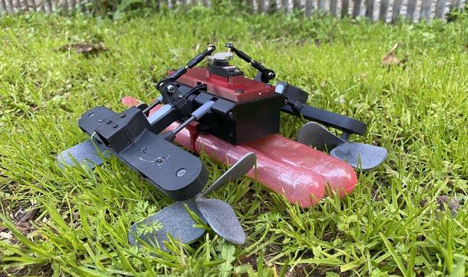 Робот AmphiSTAR