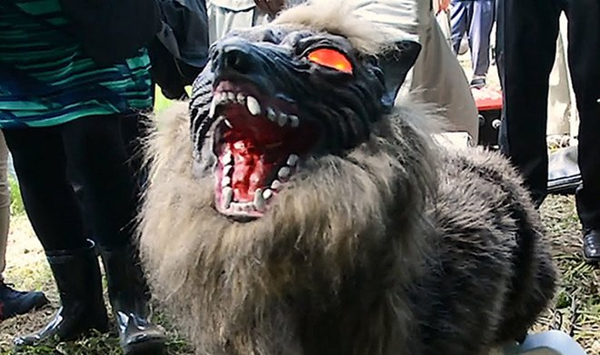 Робо-волк