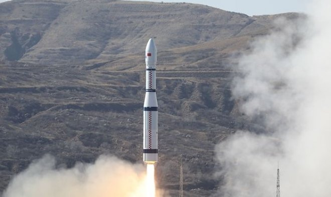 Китай запустил первый в мире спутник для сети 6G – но никто не знает, что это такое