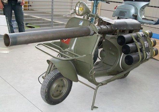 Vespa 150 ТАР