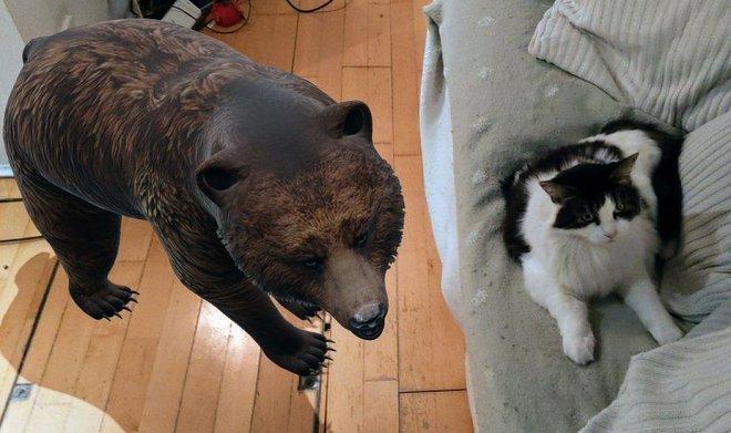 Виртуальные животные
