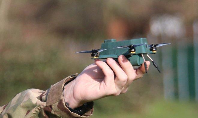 Дрон UAVTEK Bug