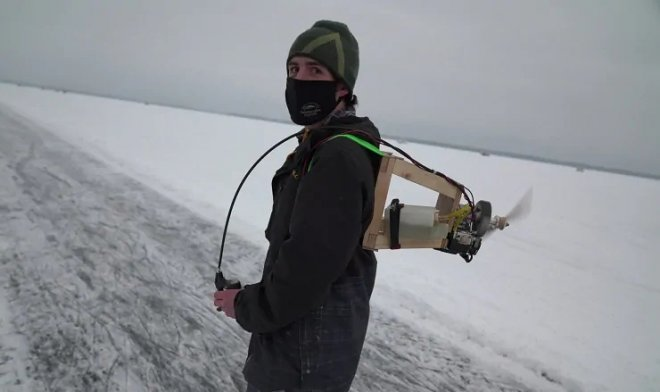 Ранец для катания