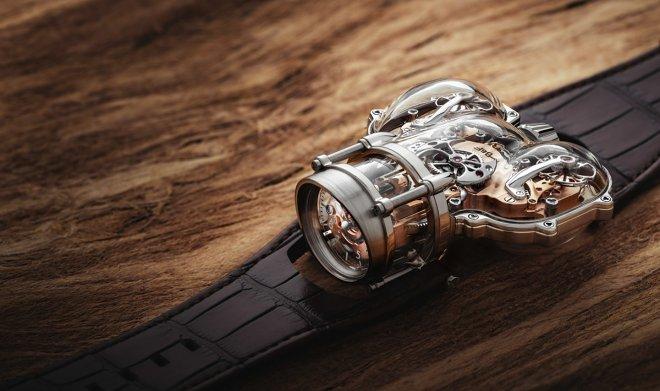 Часы HM9 Sapphire Vision